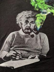 Einstein shirt